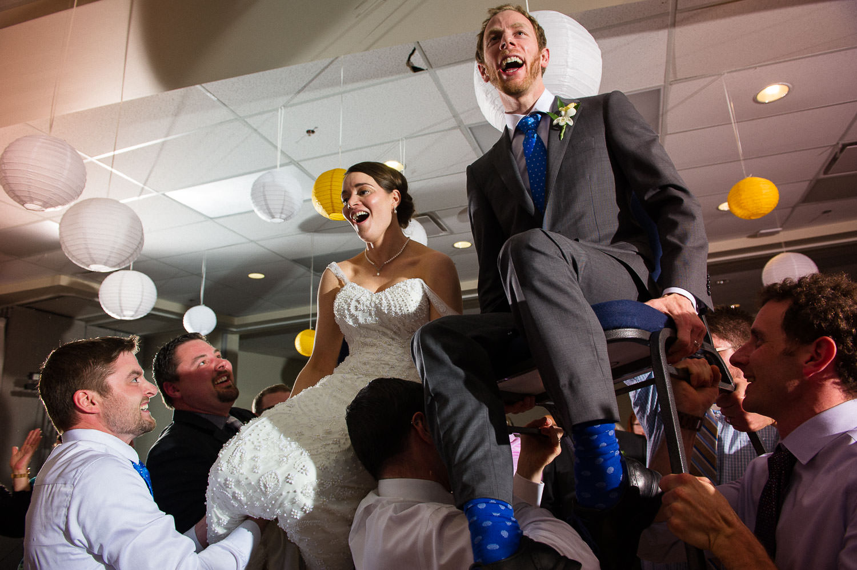 edmonton hora wedding