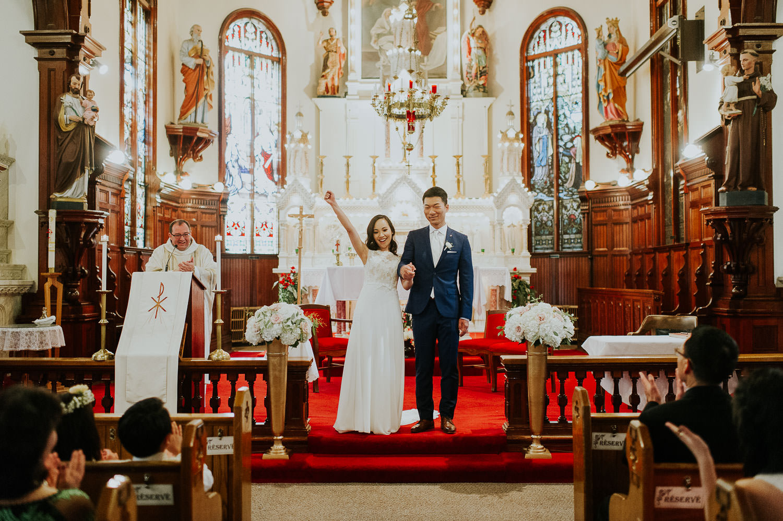 edmonton church wedding