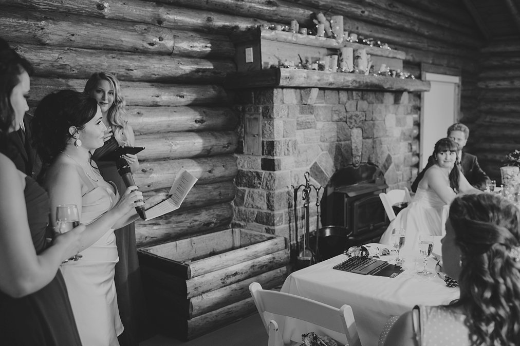 Rundle mission wedding