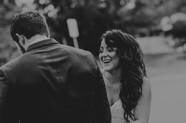 edmonton candid wedding photographer