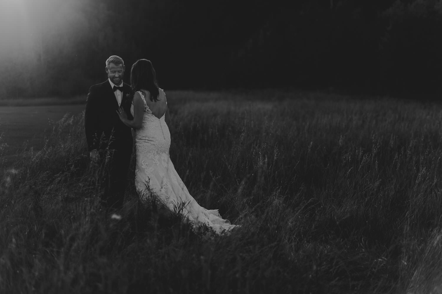 edmonton wedding video