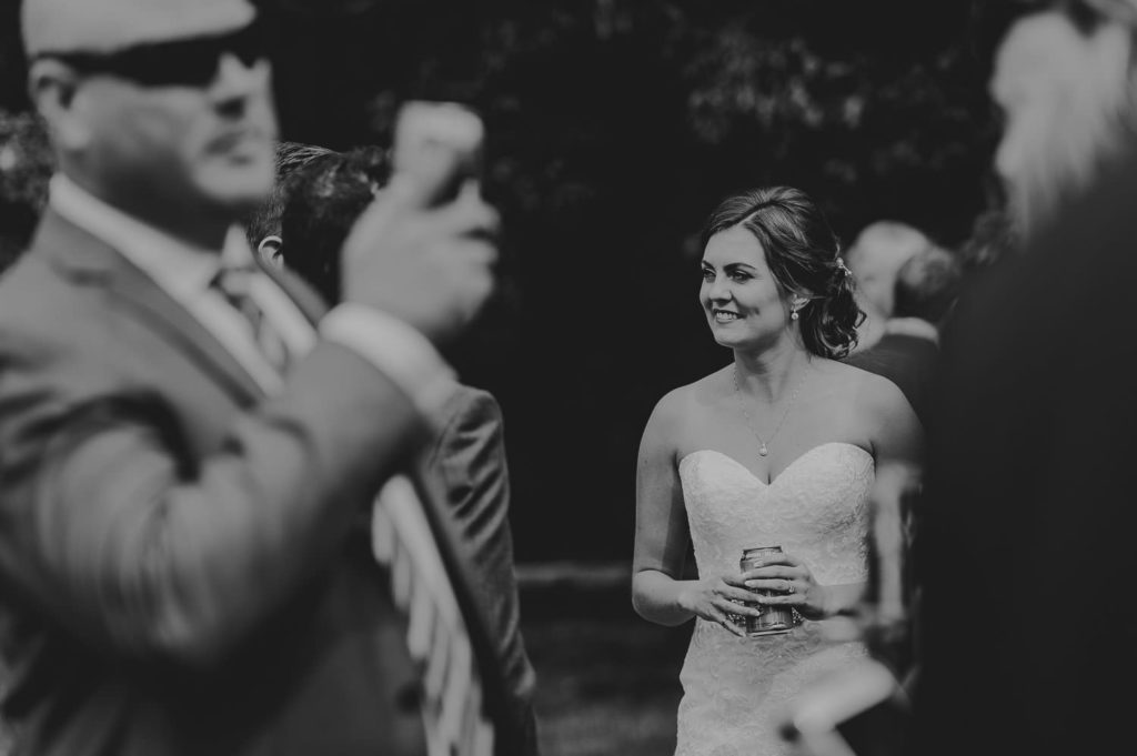 candid wedding photos
