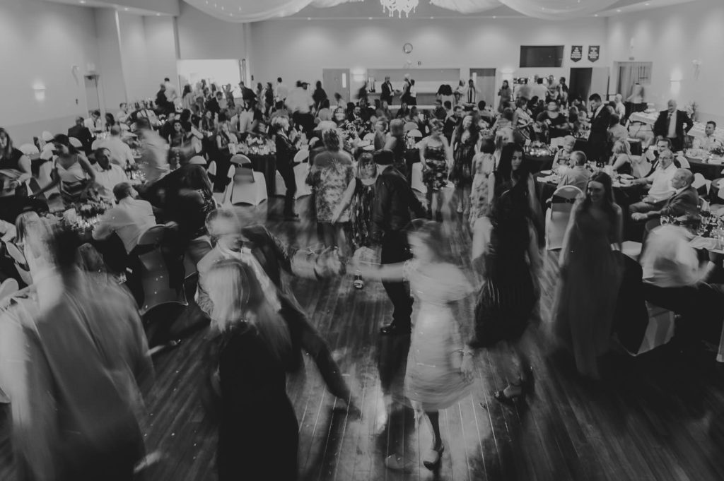 wedding dance party photos