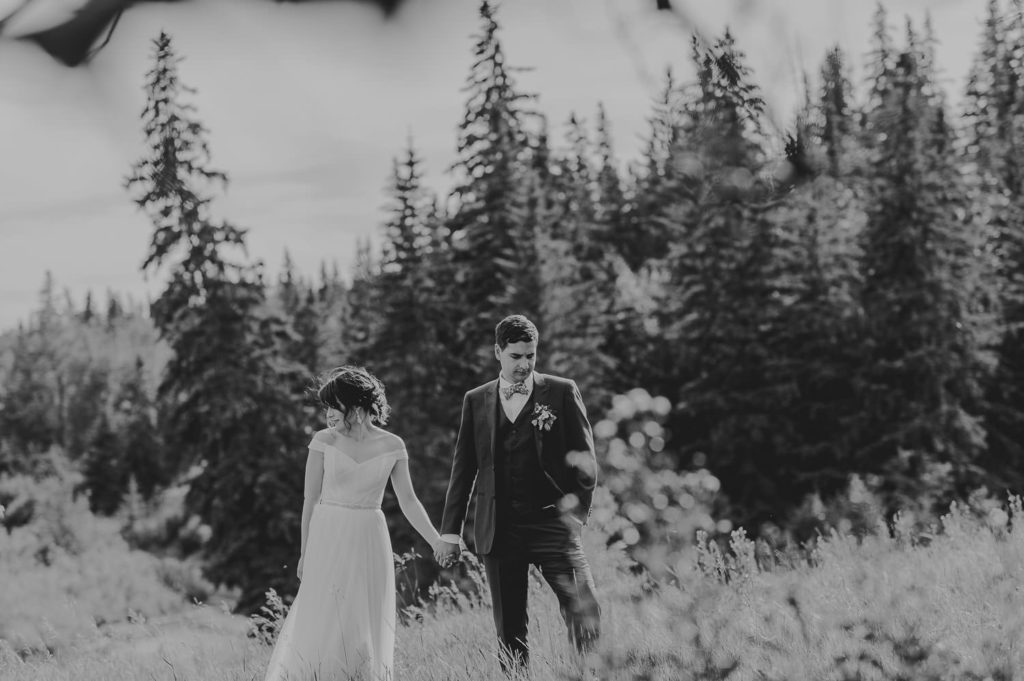 Whitemud Creek Community Centre wedding