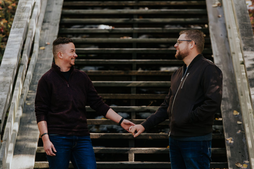 LGBTQ edmonton photographer