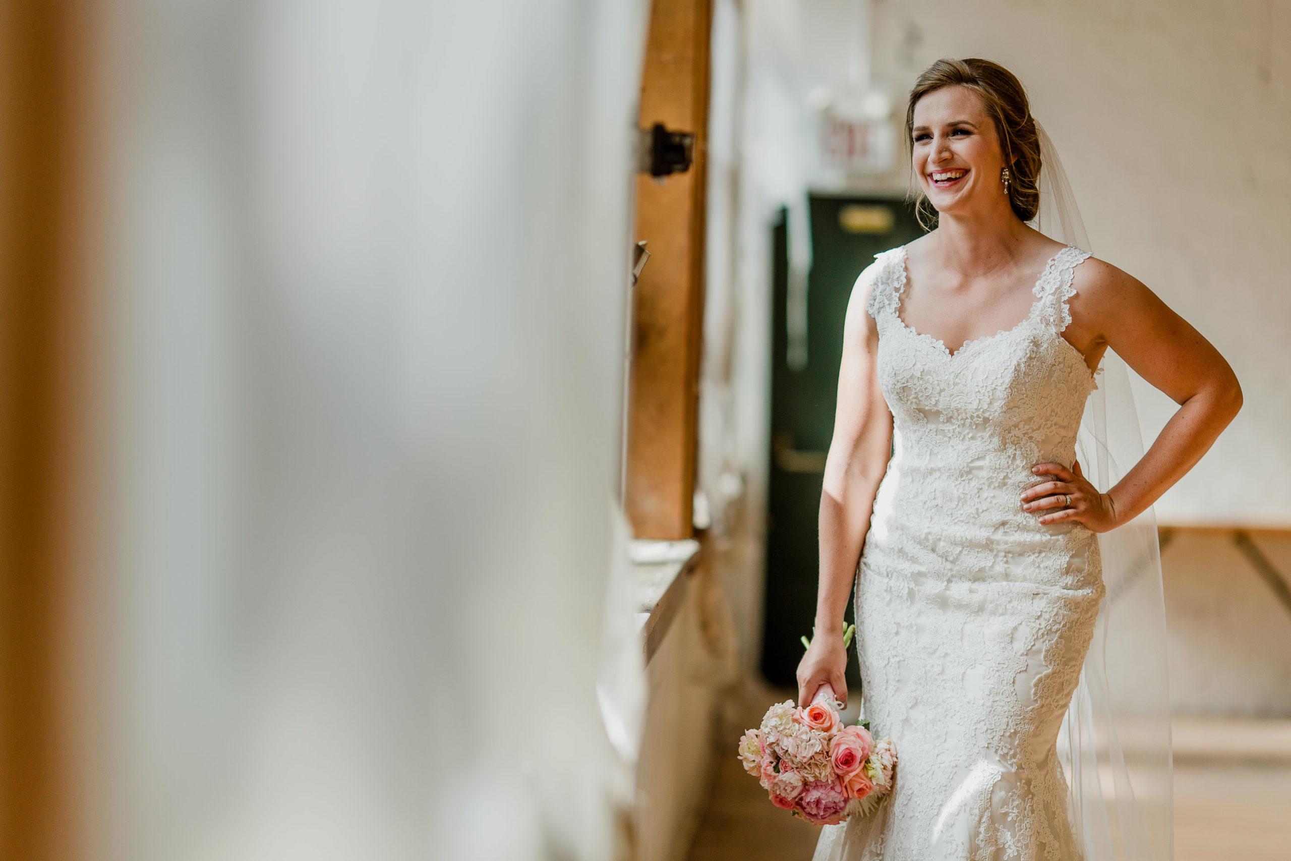bride portrait lesbian