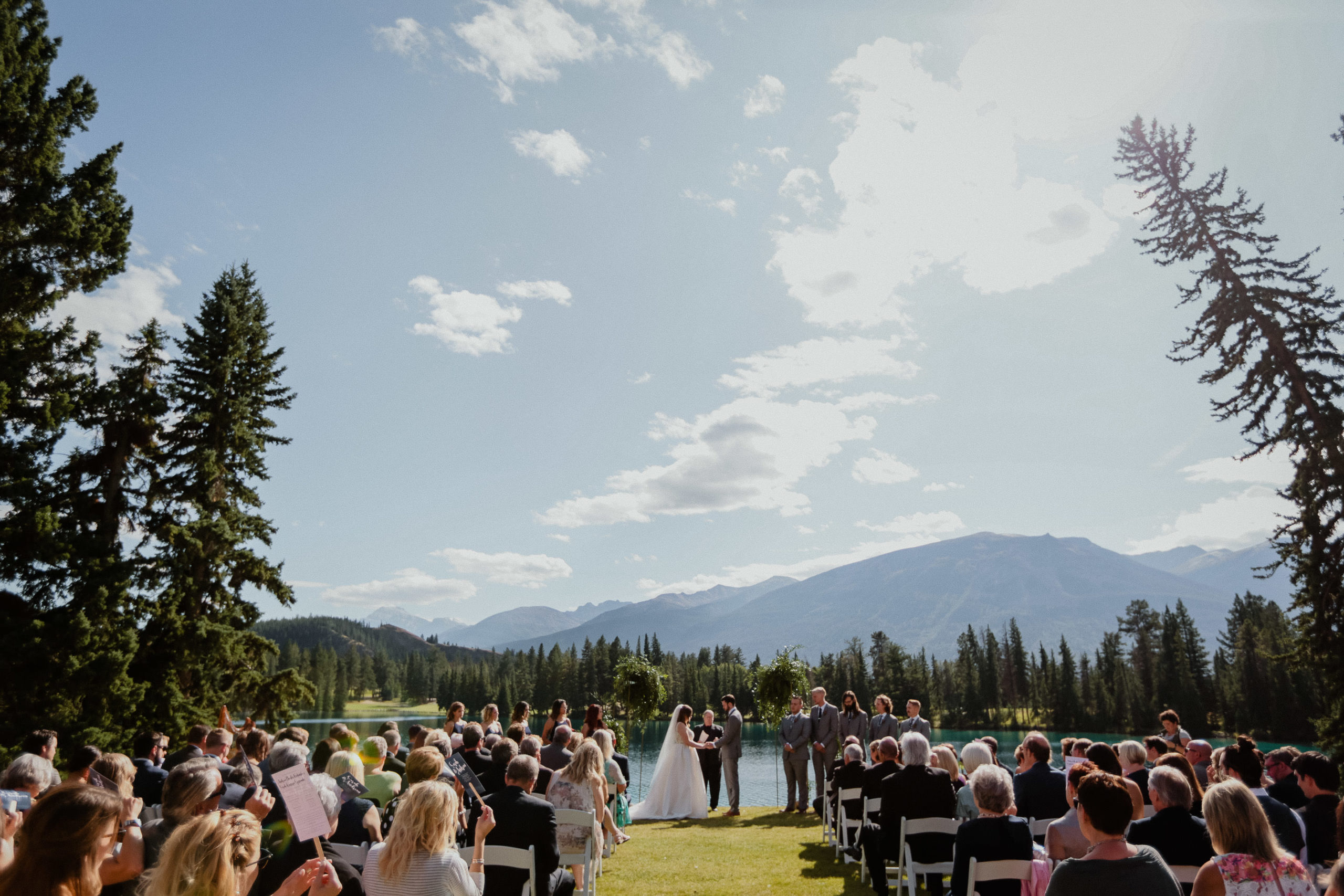 jasper wedding photographer