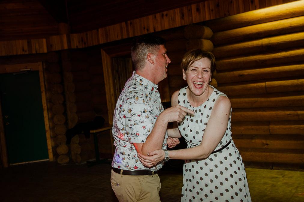 lily lake resort wedding